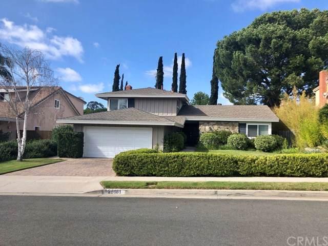 25181 Northrup Drive, Laguna Hills, CA 92653 (#OC19225873) :: The Miller Group