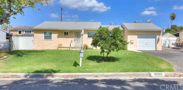 16503 Alwood Street, Valinda, CA 91744 (#TR19224076) :: Heller The Home Seller
