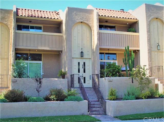 241 Valley Drive, Hermosa Beach, CA 90254 (#SB19225877) :: The Parsons Team