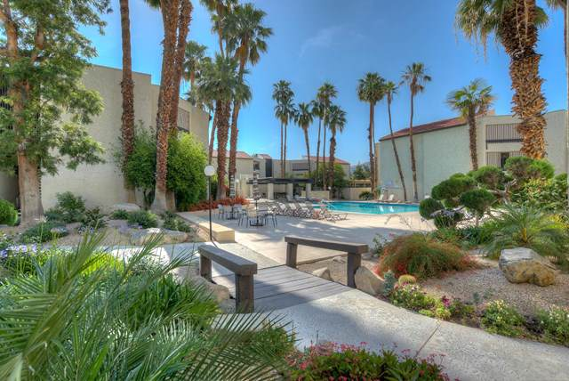 1500 Camino Real 107A, Palm Springs, CA 92264 (#219030453DA) :: J1 Realty Group