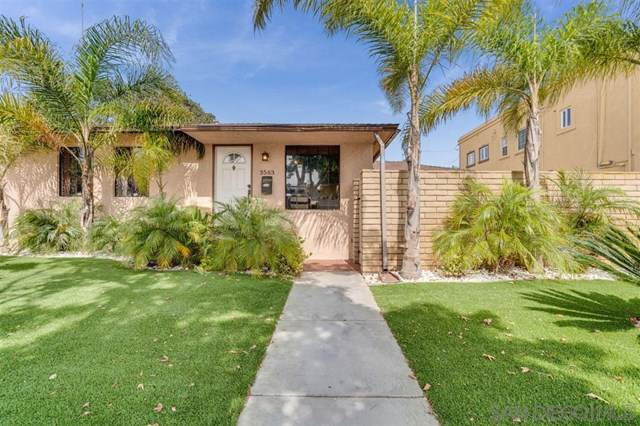 3563 Promontory St, San Diego, CA 92109 (#190052489) :: The Laffins Real Estate Team