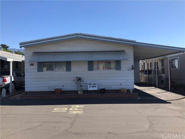 12618 3rd Street #18, Yucaipa, CA 92399 (#IV19226089) :: RE/MAX Empire Properties