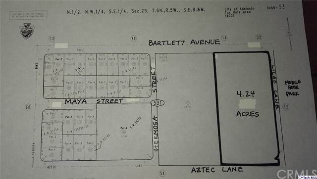 11097 Bartlett Avenue, Adelanto, CA 92301 (#319003630) :: Allison James Estates and Homes