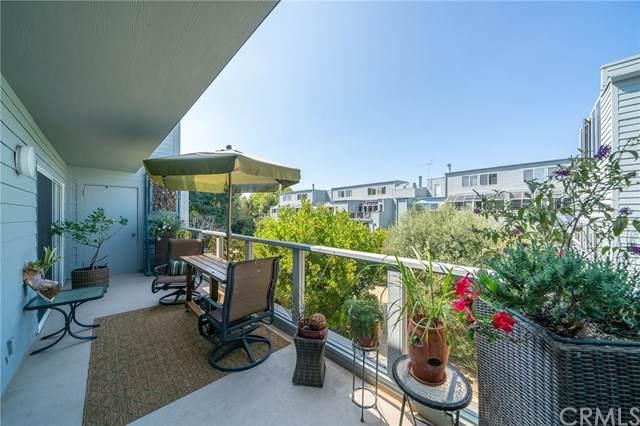 210 The Village #202, Redondo Beach, CA 90277 (#SB19226397) :: J1 Realty Group