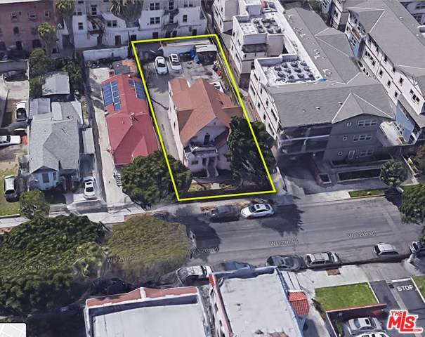 1516 W 12TH Place, Los Angeles (City), CA 90015 (#19513790) :: A|G Amaya Group Real Estate