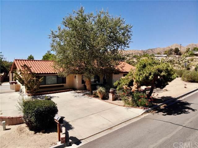 7592 Pinon Drive, Yucca Valley, CA 92284 (#JT19226860) :: Z Team OC Real Estate