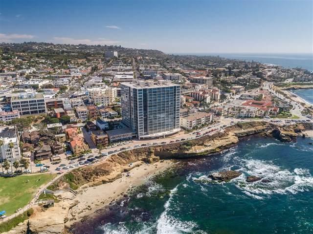 939 Coast Blvd 4 L, La Jolla, CA 92037 (#190052646) :: A|G Amaya Group Real Estate