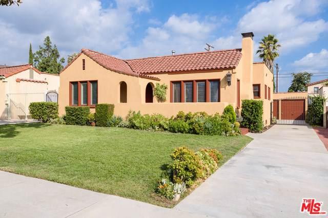 716 Portola Avenue, Glendale, CA 91206 (#19513422) :: The Brad Korb Real Estate Group