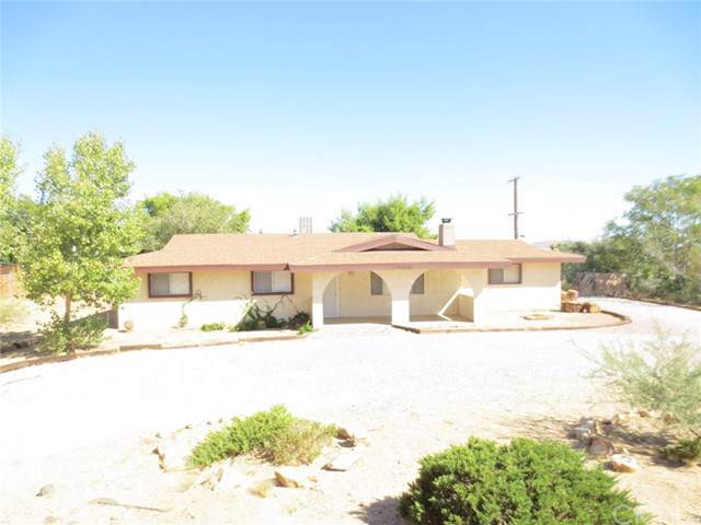 56797 Free Gold Drive, Yucca Valley, CA 92284 (#JT19227054) :: RE/MAX Masters