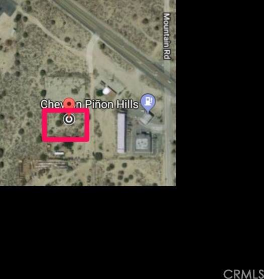 0 Just Off Highway 138, Pinon Hills, CA 92372 (#SW19227228) :: Provident Real Estate