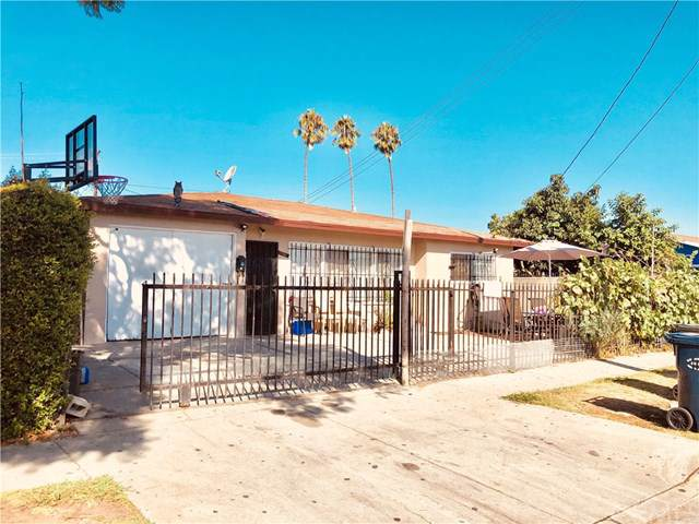 1044 W 111th Street, County - Los Angeles, CA 90044 (#DW19227323) :: Allison James Estates and Homes