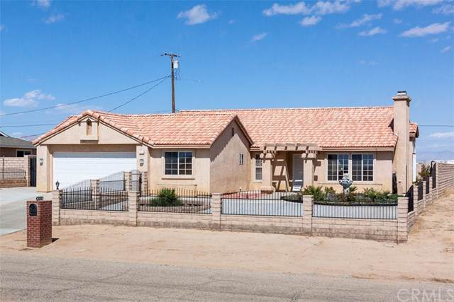 21110 S. Charlene Place, California City, CA 93505 (#CV19227371) :: RE/MAX Masters