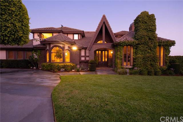 910 N Silent Ranch Drive, Glendora, CA 91741 (#CV19221104) :: Mainstreet Realtors®