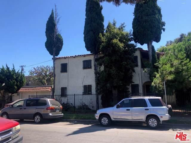 2050 Pine Avenue, Long Beach, CA 90806 (#19514194) :: J1 Realty Group