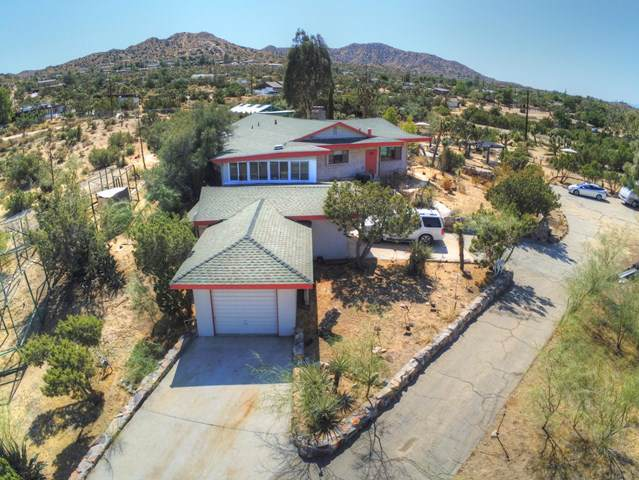 55674 Highland Trail, Yucca Valley, CA 92284 (#219030574DA) :: Sperry Residential Group