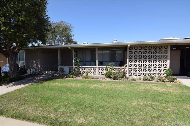 13221 St Andrews Drive 153E, Seal Beach, CA 90740 (#PW19220159) :: Allison James Estates and Homes