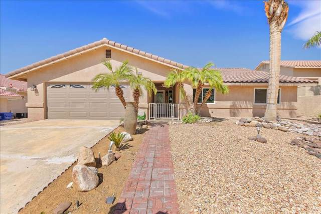 8589 Clubhouse Boulevard, Desert Hot Springs, CA 92240 (#219030520PS) :: J1 Realty Group