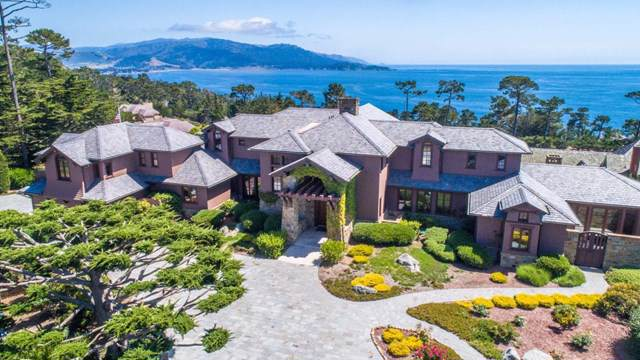 3381 Laureles Lane, Pebble Beach, CA 93953 (#ML81770022) :: RE/MAX Parkside Real Estate
