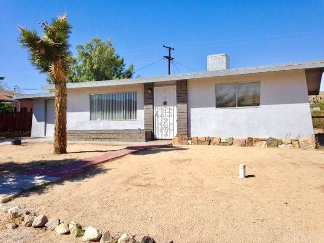61780 Oleander Drive, Joshua Tree, CA 92252 (#JT19228447) :: RE/MAX Empire Properties