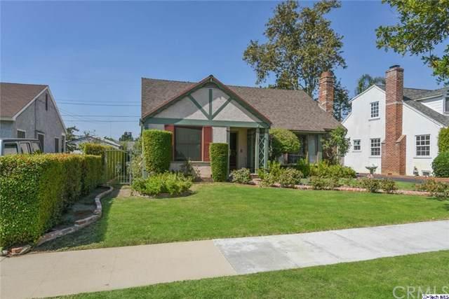 954 Verdugo Circle, Glendale, CA 91206 (#319003809) :: The Brad Korb Real Estate Group