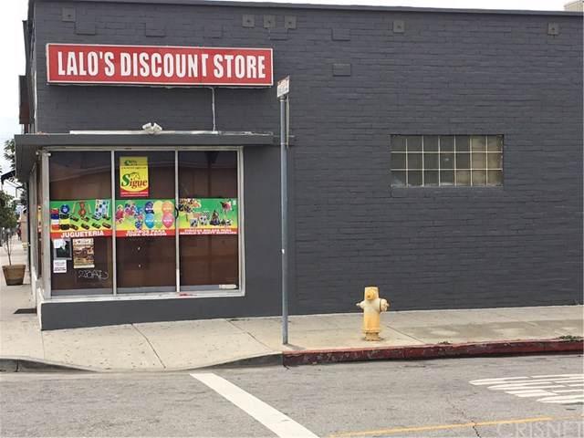 1035 N Maclay Avenue, San Fernando, CA 91340 (#SR19228586) :: The Brad Korb Real Estate Group