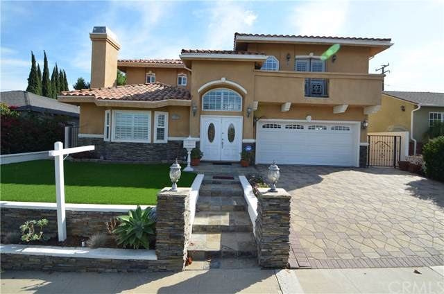 1734 W 235th Street, Torrance, CA 90501 (#SB19228301) :: RE/MAX Estate Properties