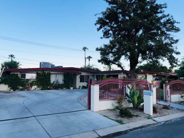 886 Calle Paul, Palm Springs, CA 92264 (#219030662DA) :: J1 Realty Group