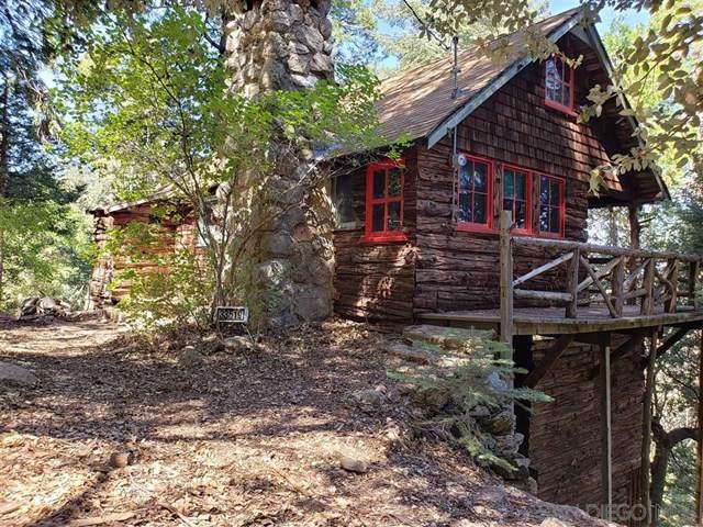 33519 Evergreen Trl, Palomar Mountain, CA 92060 (#190053046) :: J1 Realty Group