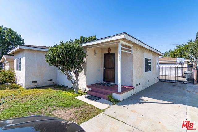 1327 W 149TH Street, Gardena, CA 90247 (#19514918) :: Steele Canyon Realty