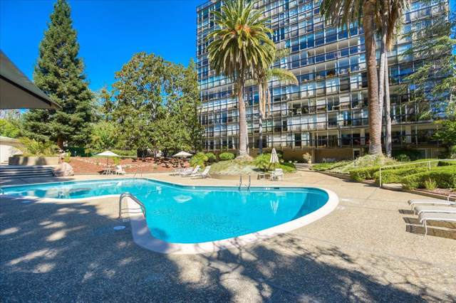 101 Alma Street #405, Palo Alto, CA 94301 (#ML81770150) :: J1 Realty Group