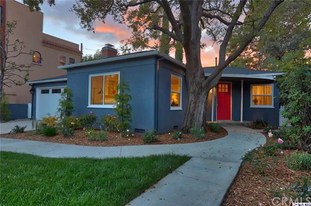 4415 Strohm Avenue, Toluca Lake, CA 91602 (#319003883) :: The Brad Korb Real Estate Group