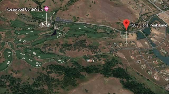 1285 Lions Peak Lane, Outside Area (Inside Ca), CA 95046 (#ML81770165) :: Better Living SoCal