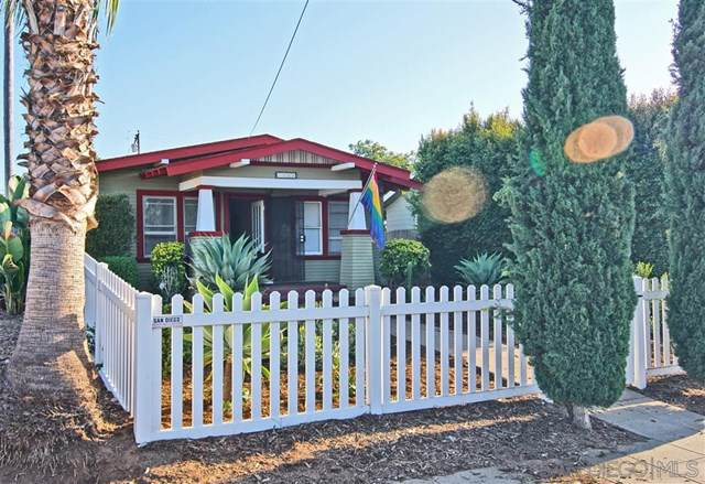 1059 Johnson Ave, San Diego, CA 92103 (#190053107) :: OnQu Realty
