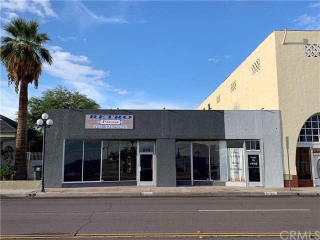 821 W Broadway Street, Needles, CA 92363 (#JT19229145) :: RE/MAX Masters