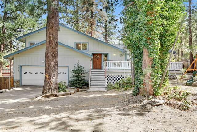 23316 Flume Canyon Dr, Wrightwood, CA 93563 (#IV19229585) :: RE/MAX Estate Properties