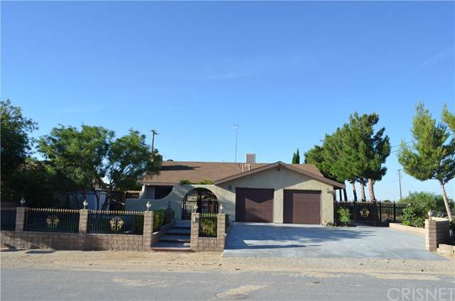 2894 Delmar Avenue, Mojave, CA 93501 (#SR19230177) :: RE/MAX Parkside Real Estate