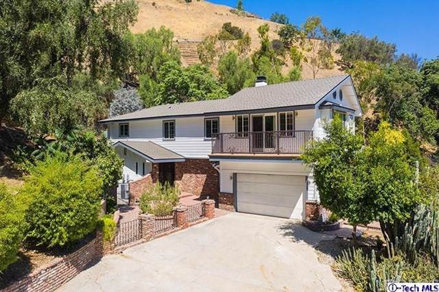 10101 Wheatland Avenue, Shadow Hills, CA 91040 (#319003901) :: The Brad Korb Real Estate Group