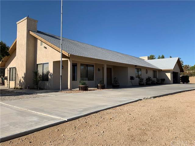 61529 Onaga, Joshua Tree, CA 92252 (#JT19230258) :: The Laffins Real Estate Team