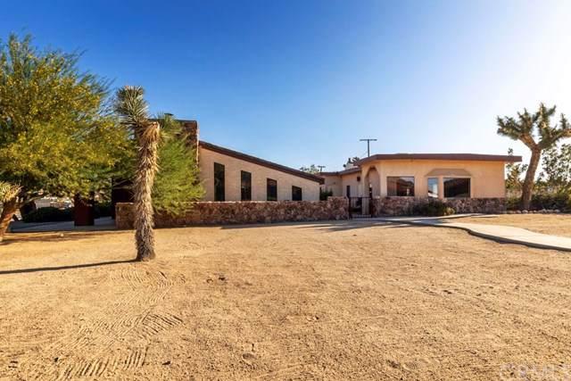 56039 Santa Fe, Yucca Valley, CA 92284 (#JT19230353) :: RE/MAX Empire Properties