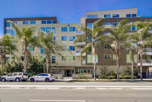 3100 6th Ave #401, San Diego, CA 92103 (#190053624) :: J1 Realty Group