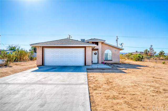 3636 Lexington Avenue, Yucca Valley, CA 92284 (#JT19230958) :: Steele Canyon Realty