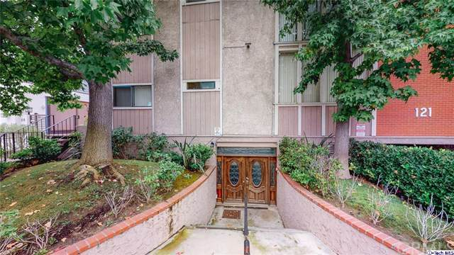 121 N Adams Street #8, Glendale, CA 91206 (#319003881) :: The Brad Korb Real Estate Group