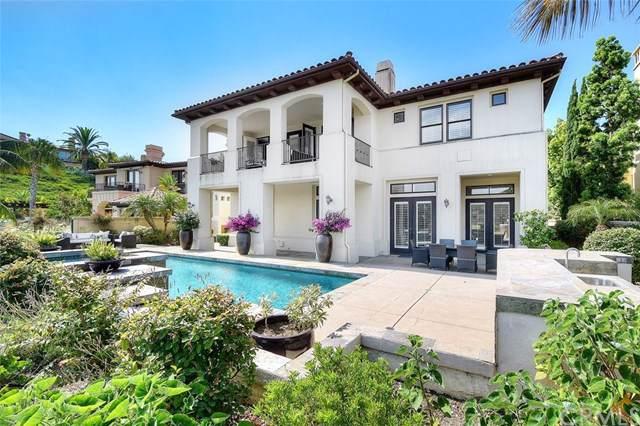 11 Via Burrone, Newport Coast, CA 92657 (#OC19231214) :: J1 Realty Group