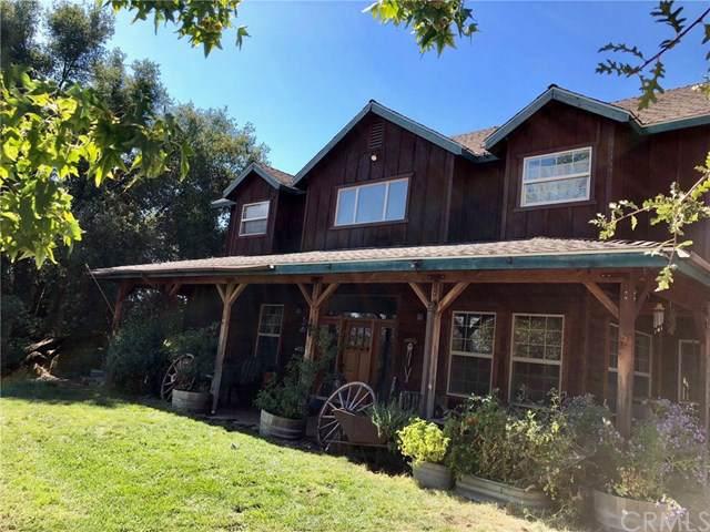 43121 Leach Road, Ahwahnee, CA 93601 (#FR19231299) :: Twiss Realty