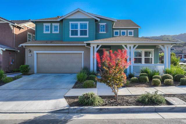 1208 Viognier Way, Gilroy, CA 95020 (#ML81769795) :: J1 Realty Group