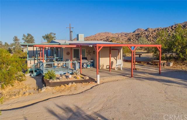 6949 Old Copper Mountain Road, Joshua Tree, CA 92252 (#JT19228003) :: RE/MAX Masters