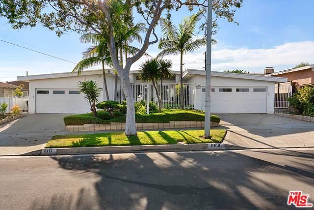 6109 S La Cienega, Los Angeles (City), CA 90056 (#19515302) :: The Marelly Group | Compass