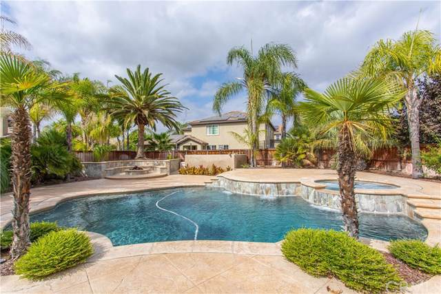 34070 Summit View Place, Temecula, CA 92592 (#SW19230873) :: The Bashe Team