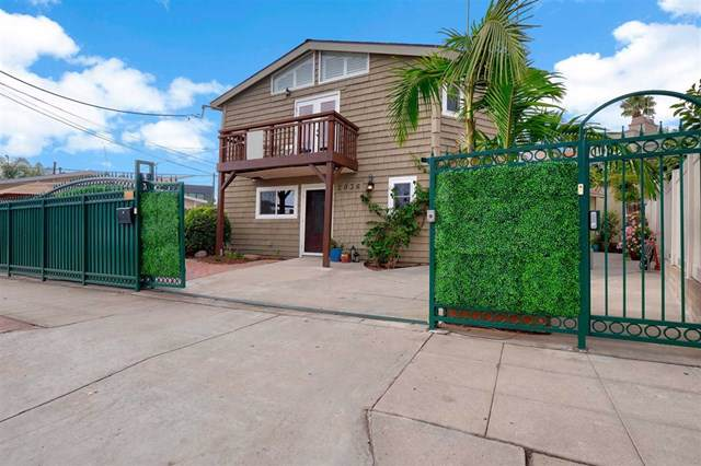2036 Mission Ave, San Diego, CA 92116 (#190053791) :: OnQu Realty