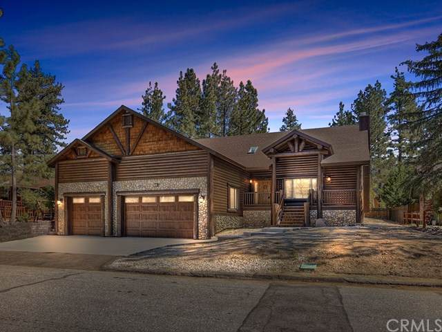 153 Crystal Lake, Big Bear, CA 92315 (#EV19231925) :: J1 Realty Group